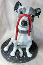 NEW LLADRO #9192 JACK RUSSEL WITH LICORICE BRAND NEW IN BOX DOG LARGE SAVE$ F/SH