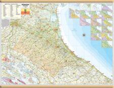 ROMAGNE PAPIER MURALE REGIONAL [132x99 CM] [CARTE/carte] BELLETTI