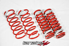 """TANABE 2000-2005 TOYOTA CELICA GT GTS DF210 2.2"""" F 2.5"""" R DROP LOWERING SPRINGS"""