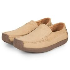 Women Casual Driving Loafers Suede Fabric Moccasins Slip On Shoes 6 Colors 43 D