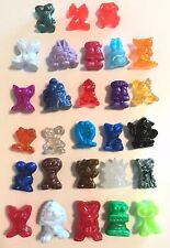 Magic Box GoGo's Crazy Bones Lot Of 28 Pieces