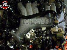 99 00 01 02 03 04 Nissan Frontier 3.3L Sohc V6 Engine Jdm Vg33-E