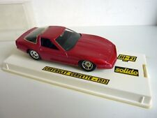 SOLIDO HIFI 1513 CHEVROLET CORVETTE   1/43 TBE NM + BOX