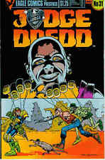 Judge Dredd # 31 (carlos ezquerra) (Eagle Comics estados unidos, 1986)
