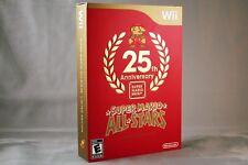 Super Mario All-Stars - Super Mario Bros. 25th Anniversary -- Limited Edition...