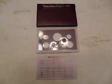 1986 Proof Set Box & Lens ONLY