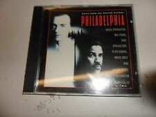 CD  Philadelphia - Music from the Motion Picture von Howard Shore (1994) - Sound