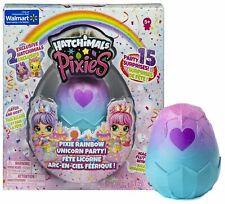 Hatchimals Pixies Rainbow Unicorn Party 15 Surprises NEW