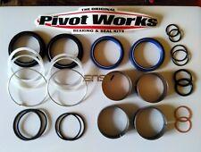 Kit réparation(Joints, spy, bague friction) Fourche Honda CRF 450 2015-2016