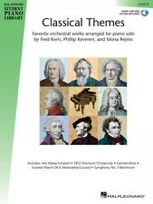 Classical Themes Level 4 Hal Leonard Student Piano Library Educational 000151809