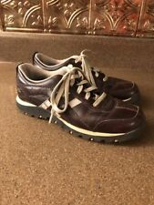 90s Vintage Retro Skechers Chunky Oxford Shoes Sz 6 -Brown Lace Up