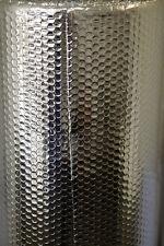 1.5 x25m MP FOIL bolla isolante per pavimento muro CARAVAN CAPANNONE Loft Tetto 37,5 M2