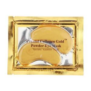 Crystal Collagen 24K Gold Under Eye Gel Mask Anti Ageing Wrinkles & Dark Circles