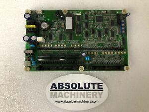 Mitsubishi JV331A58101D PM-488MT Control Board Circuit Board (#470)