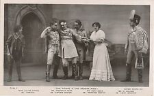 POSTCARD  THEATRE  The Prince and the Beggar Maid