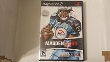 PS3 EA SPORTS PLAYSTATION NIP FACTORY SEALED NEW MADDEN NFL 08 2009 VINCE YOUNG