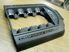 2010,2011,2012,2013,2014 CALIFORNIA SPECIAL MUSTANG ENGINE COVER INSERT EMBLEMS