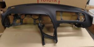 OEM TOYOTA SUPRA BLACK LEATHER DASH FITS 1993-1998 JZA80  LOCAL PICKUP ONLY
