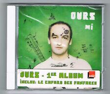 OURS - MI - CD 13 TITRES - 2007 - NEUF NEW NEUF
