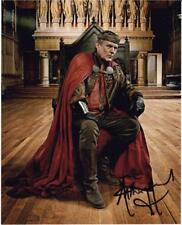 """Anthony Head - Colour 10""""x 8"""" Signed 'Merlin' Photo - UACC RD223"""
