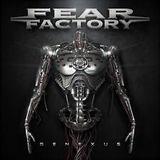 FEAR FACTORY - GENEXUS  CD NEW!