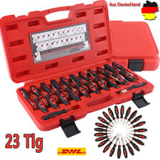 23tlg Entriegelungswerkzeug Auspin Werkzeug Steckkontakte f VW Opel BMW Fiat HC