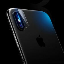 IPHONE X VERRE TREMPE FLEXIBLE LENTILLE CAMERA ARRIERE