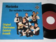 "7""/OBERKRAINER QUINTETT AVSENIK/MARIANKA/U 55816 telefu"
