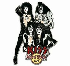 KISS Hard Rock Cafe Pin Group GOAL LE 100 2006