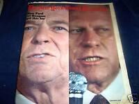 NEW YORK YIMES MAGAZINE 6/6/1976 President Ford  Reagan