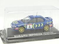 Ixo Presse Rally 1/43 - subaru Impreza RAC 1995