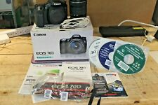 Canon EOS 70D 20.2MP Digital SLR Camera w/ Canon EF-S IS 18-135mm