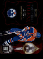 2015-16 O-Pee-Chee Platinum Trophied Talent Die Cuts #TT1 Wayne Gretzky - NM-MT