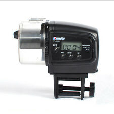 Resun AF-2009d Digital LCD Automatic Aquarium Tank Fish Food Feeder Timer