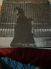 Neil Young / After The Gold Rush / Vinyl Lp / With Poster Insert
