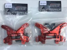 Area CNC alloy front + rear shock tower absorber bridge for Losi MTXL 1/5 rc gas
