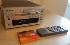Teac md-h300 reference Mini Disc Player Enregistreur Hi fi stereo with remote