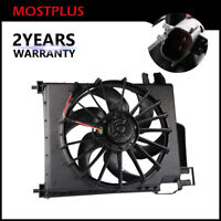 AC Condenser Cooling Fan Assembly For Dodge Ram 1500 2500 3500 Pickup CH3113103