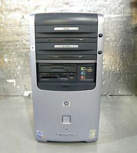 HP Compaq Pavilion A700Y Computer w/ Intel Pentium 4 2.8Ghz 1GB RAM 2.1GB HDD