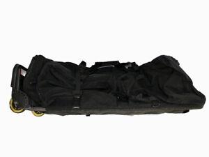 Eagle Industries Travel Rolling Equipment Cargo Bag w/Pockets TREC-L-W/P USED