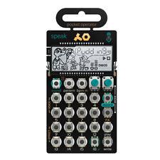 Teenage Engineering PO-35 Speak Pocket Operator Vocal Synthesizer New