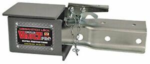 "Coupler Vault Pro Hitch Lock - Combo Kit 2"" & 2-5/16"" Ball"
