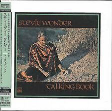 STEVIE WONDER-TALKING BOOK-JAPAN MINI LP PLATINUM SHM-CD I50