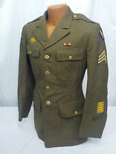 WWII US Army Air Corps 7th Air Force Enlisted Tunic
