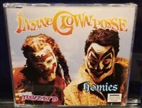 Insane Clown Posse - Juggalo Homies CD twiztid psychopathic records rydas icp