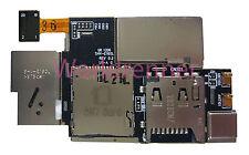 SD SIM Flex Lector Tarjetas Memory Card Reader Samsung Galaxy Note SHV-E160L