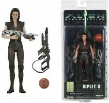 "Neca Toys Aliens Series 14 Alien Resurrection Ripley 7"" Figure Sigourney Weaver"