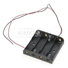 Batterien-Box Batterienfach-Einbaufach für 4stk AA