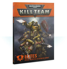 Kill Team: Elites Rule Book ENGLISH 20% off UK rrp (Pre-Order)