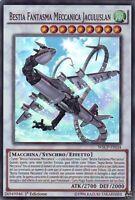 YU-GI-OH! WSUP-IT034 Bestia Fantasma Meccanica Jaculuslan ITA Super Rara yugioh
